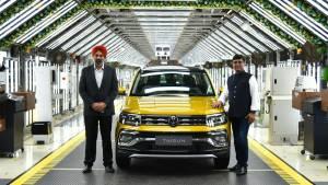 Volkswagen Taigun bookings open in India ahead of September launch, production begins