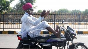 Indian Highways-and more common and strange sights