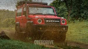 2021 Force Gurkha first drive review
