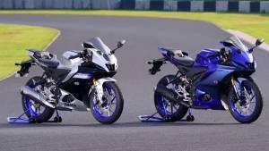 Yamaha India launch three new models - YZR-R15 v4, Aerox 155 and Ray-ZR Fi-hybrid