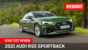 2021 Audi RS5 Sportback | The quickest Rs1 crore car?