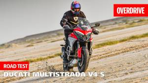 2021 Ducati Multistrada V4 S road test review - the cracker just for more explosive