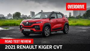 2021 Renault Kiger CVT review - best compact SUV? | Road Test Review
