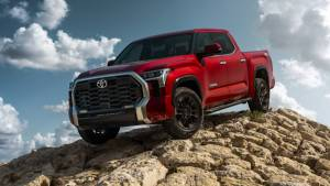 Third-gen Toyota Tundra pick-up truck revealed with V6 turbo engines and more tech