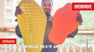 Opinion: Are Royal Enfield's Make-It-Yours Jackets