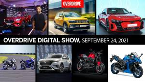 MG Astor first look & Launch Audi RS e-tron GT, Yamaha YZF v4, Aerox 155 - OD Digital Show 24th Sep
