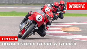 Explained: Royal Enfield GT Cup 2021 explained and Continental GT-R650