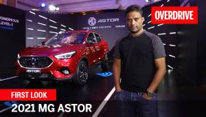 2021 MG Astor | First Look
