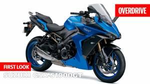 Suzuki GSX-S1000GT revealed - should the Kawasaki Ninja 1000 SX be worried?