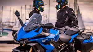 2022 Suzuki GSX-S1000GT revealed