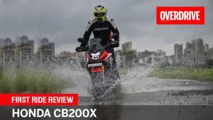Honda CB200X | First Ride Review