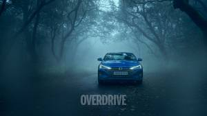 Up in the clouds with the Hyundai Elantra, in Mahabaleshwar