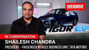 In Conversation with Shailesh Chandra, Tata Motors