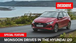 Special feature | Monsoon drives in the Hyundai i20