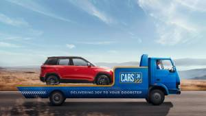 Cars24 almost doubles its valuation to 1.84 billion US dollars