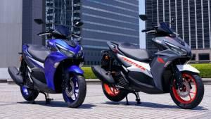 Yamaha India launch the Yamaha Aerox 155 at Rs 1.29 lakh