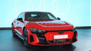 Audi India launch the e-tron GT and RS e-tron GT from Rs 1.79 crore onwards