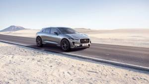 Jaguar open bookings for the I-Pace Black edition