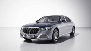 Maybach to celebrate 100 years of luxury with 'Edition 100' of S-class