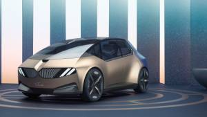 BMW reveals the i Vision Circular at the IAA exhibition in Munch