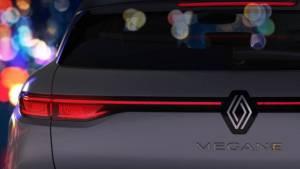 Renault unveil the futuristic Megan E-TECH concept