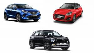 Top 5 best selling cars for August 2021