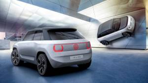 Volkswagen unveil the ID LIFE concept at the IAA exhibition