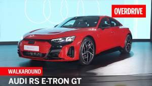Audi RS e-tron GT | Walkaround