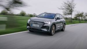 Audi India aiming for 15 per cent sales from EVs by 2025
