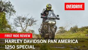 Harley Davidson Pan America 1250 Special first ride review