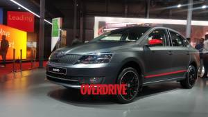 2021 Skoda Rapid Matte edition details leaked ahead of launch