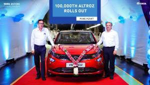 Tata Altroz crosses 1 lakh production mark in under two years