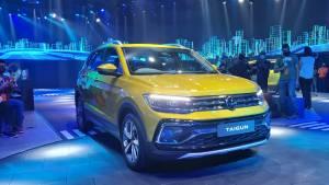 Price and Spec Comparison: Volkswagen Taigun vs Skoda Kushaq vs Hyundai Creta vs Kia Seltos vs Tata Harrier vs MG Hector