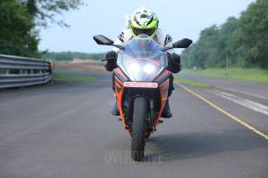 2022 KTM RC 200 first ride review