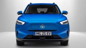MG ZS EV facelift adds long-range 72kWh model to line-up