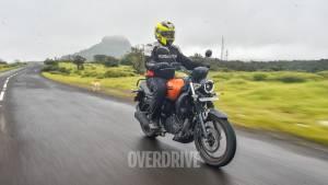 Yamaha FZ-X first ride review