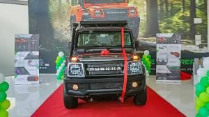 2021 Force Gurkha deliveries begin across India
