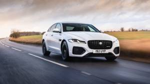 2021 Jaguar XF facelift launched in India, prices start from Rs 71.6 lakh