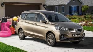 Rebadged Maruti Suzuki Ertiga expected to launch as Toyota Rumion in India