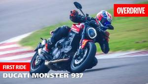 2021 Ducati Monster 937 review - pocket monster!