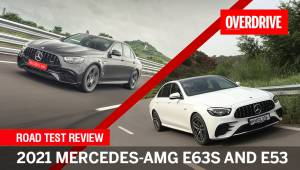 2021 Mercedes-AMG E63S and E53 review | Levels of performance