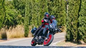 2022 Ducati Multistrada V2 revealed
