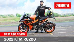 The good just got better - 2022 KTM RC200 First ride review