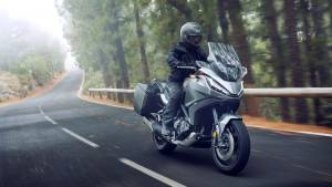 2022 Honda NT1100 launched abroad