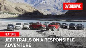 Jeep India Mission One Earth Drive