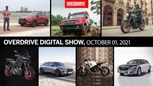 MG Astor drive, Force Gurkha, Multistrada V2, Kawasaki Z650RS & more - OVERDRIVE live 1st October