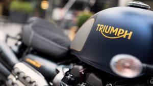 2022 Triumph Bonneville Gold Line edition bikes unveiled
