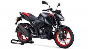 TVS launches updated Apache RTR 160 4V; Special Edition variant