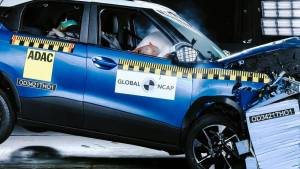 Tata Punch gets a 5-star safety rating from Global NCAP