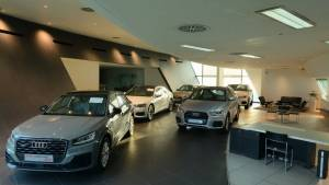 Audi India launches pre-owned luxury car showroom in Ludhiana